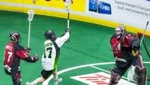 Saskatchewan Rush - Lacrosse - Colorado Mammoth - NLL