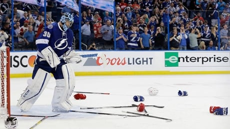 Lightning-Red Wings Playoff Rivalry Heats Up Even More