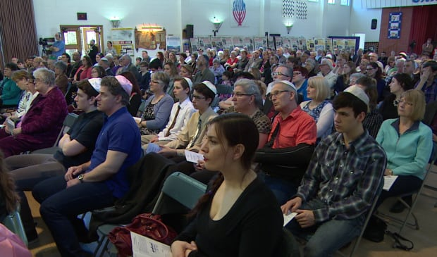 Holocaust audience