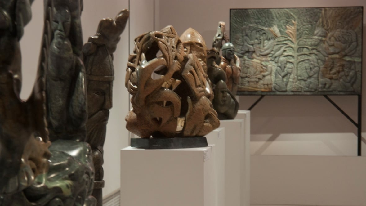 Small But Mighty Canadian Museum Of Inuit Art Closing