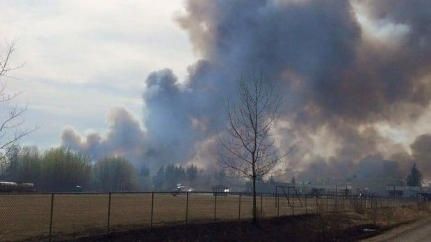 parkland county fire
