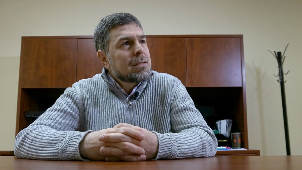 'This is who I am': the reinvention of Maher Arar - CBC.ca