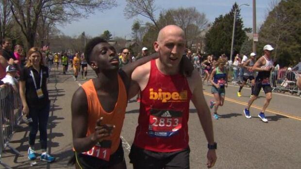 Bombing Survivor Adrianne Haslet Finishes Boston Marathon