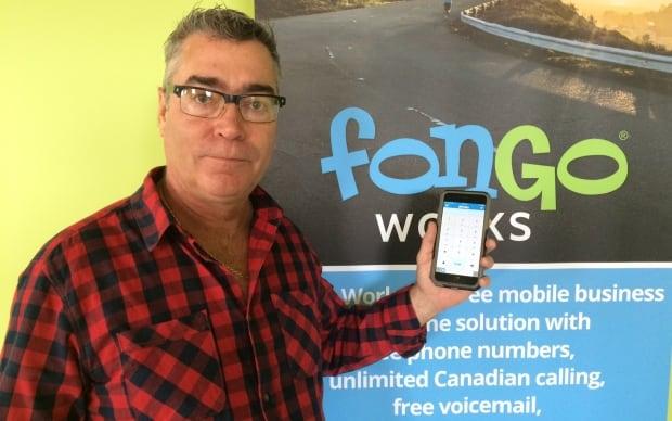 Greg Dalton Fongo mobile app