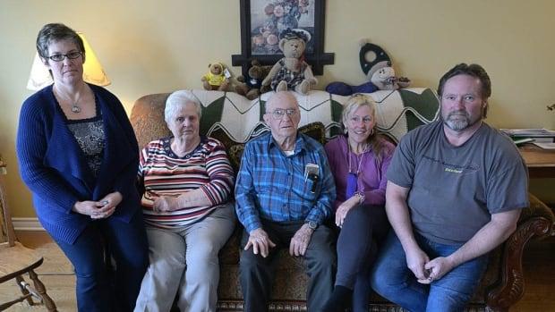The McNaughton Family