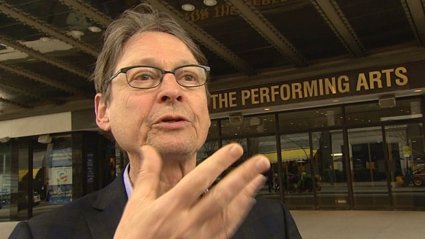 Mark Hammond, CEO for the Sony Centre for the Performing Arts