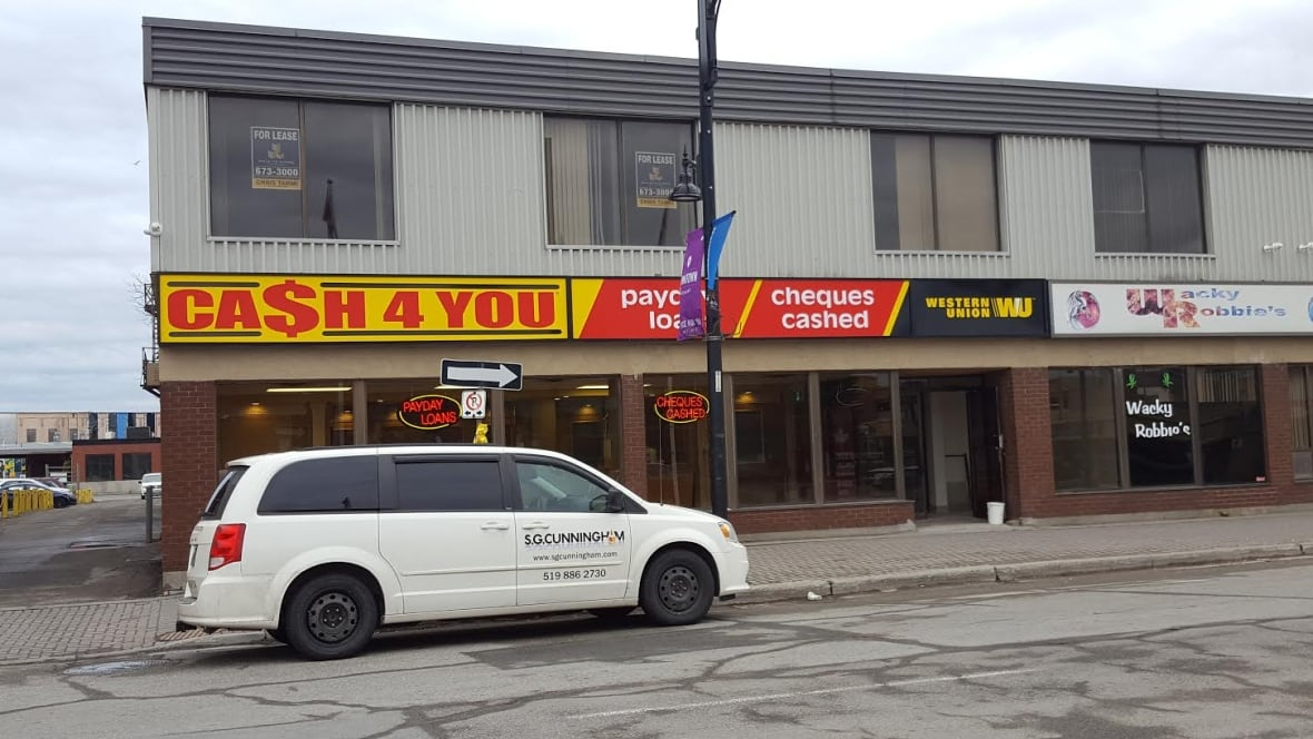 Cash Store Kitchener