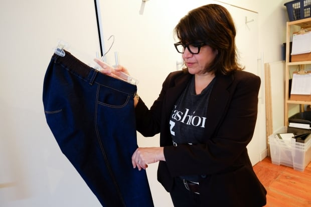 Cut of accessible fashion