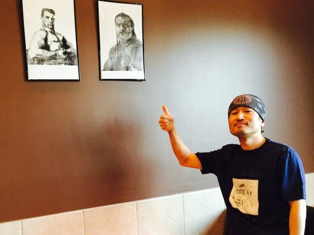 Spaghetti Cafe Prairie Opens After Takeshi Yamaura