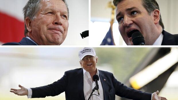 Trump laces into Cruz-Kasich collaboration