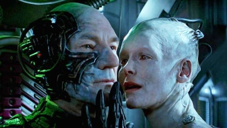 Picard and Borg