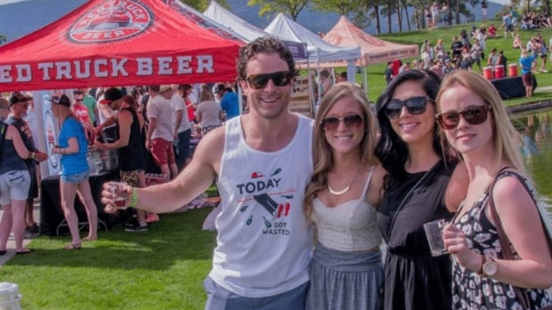 If you can't wait until summer for a beer vacation, the Great Okanagan Beer Festival begins May 12 in Kelowna.