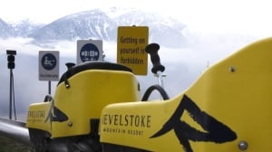 Revelstoke roller coaster will send riders careening down ski hill