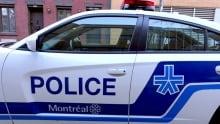 Montreal police cruiser