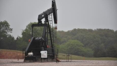 oklahoma frack