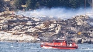 Norway helicopter crash: 11 dead, 2 still missing