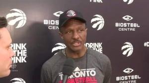 Toronto Raptors: Who's a neat freak in the locker room...or a slob?