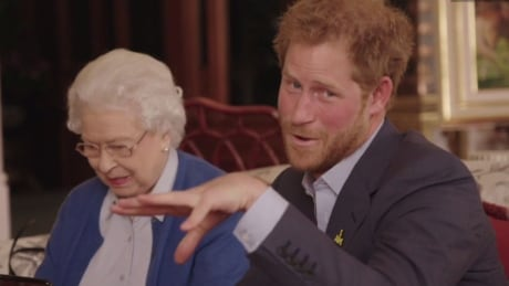 Prince Harry, Queen respond to FLOTUS video on Invictus Games