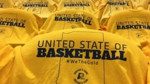 Raptors unimpressed with Pacers' 'We The Gold' campaign