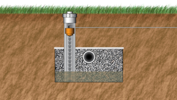 The Septic Sitter is designed to monitor septic systems so it can alert property owners before a malfunction occurs.