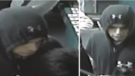 Teen arrested, 2nd suspect sought following Surrey robbery