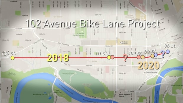 Bike Lane Project graphic
