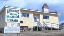 Greenspond Memorial Library
