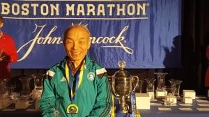 80-year-old Boston Marathon champ from B.C. aims big for BMO Vancouver Marathon