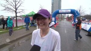 Toronto Goodlife Fitness Marathon winners