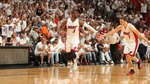 Heat blow out Hornets in Game 7