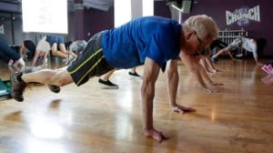 Spare a minute? Small workout bursts adds up to good fitness