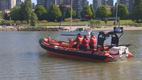 Kitsilano Coast Guard station back open
