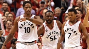 Raptors triumph in Game 7 over Pacers, advance to 2nd round