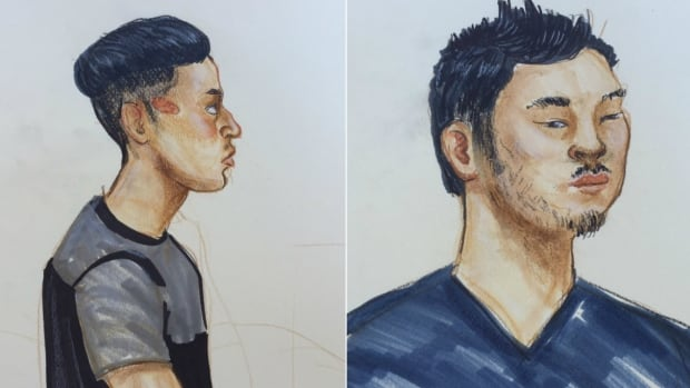 David Singh Tucker and Yuan Zhi Gao have been charged in connection with a frightening sexual assault at UBC this past weekend. Gao was released on $50,000 bail today.