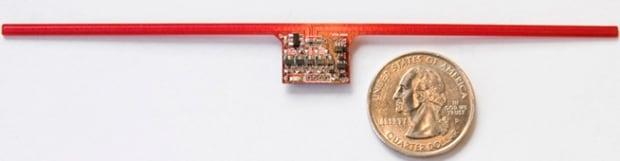 Wireless Identification and Sensing Platform (WISP)