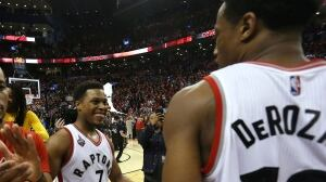 Raptors quickly shift focus to Heat after Game 7 win