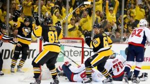 Penguins escape with Game 3 win over Capitals