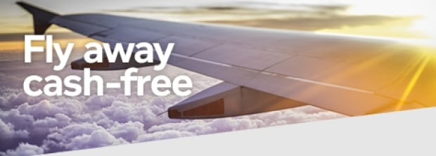 Aeroplan rewards cash-free