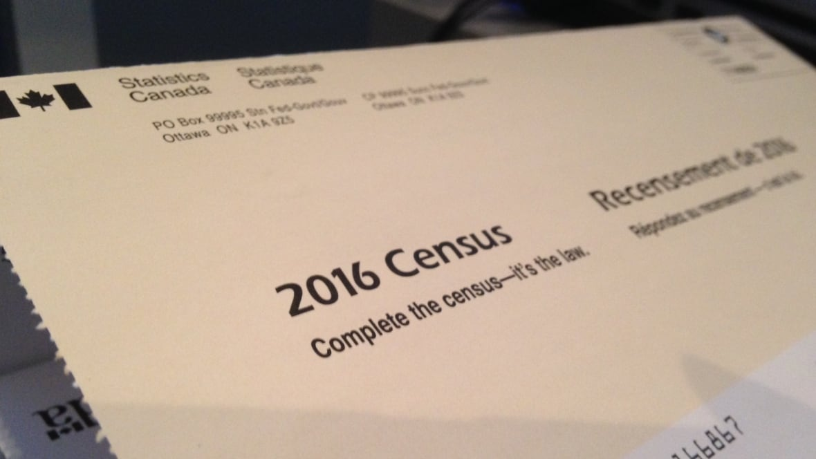 Mandatory long-form census causing lots of excitement ...
