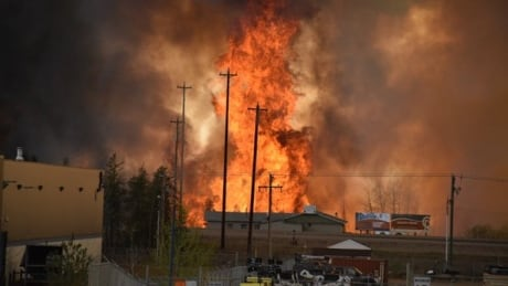 Fort McMurray fire: No B.C. help on the way