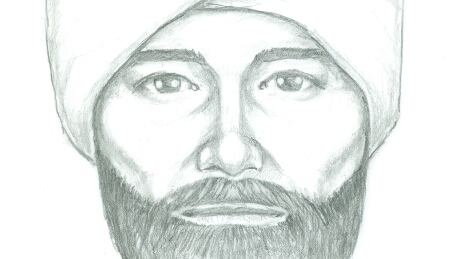 Police release sketch of suspect in attack on Surrey real estate agent