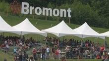 Bromont equestrian event