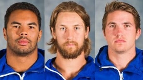 3 UBC football players catch the eye of the New York Giants