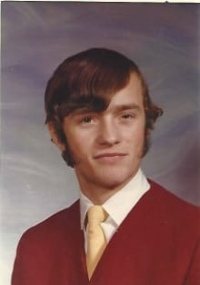 Mike Fitzgerald age 16