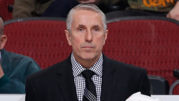 Former Flames Coach Bob Hartley Caught Off Guard By
