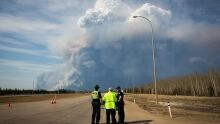 CANADA-WILDFIRE/FORTMCMURRAY