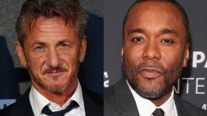 Sean Penn and Lee Daniels