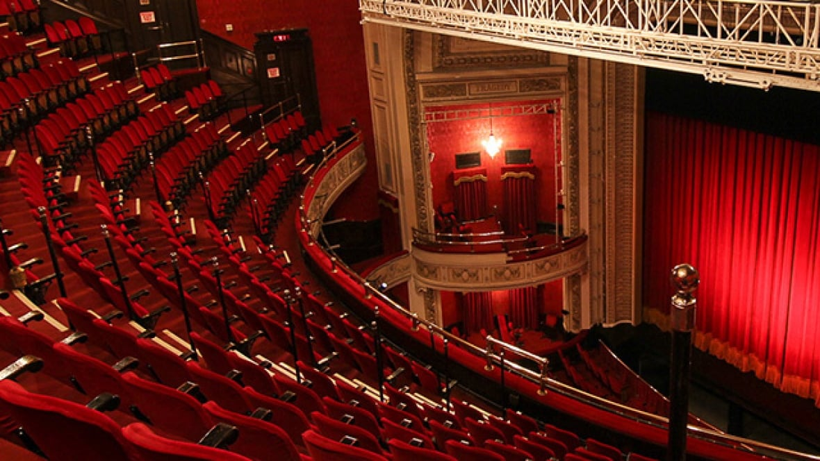 Royal Alexandra Theatre Renovation Means New Larger Seats