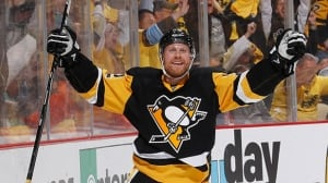 Patric Hornqvist OT goal puts Capitals on the ropes