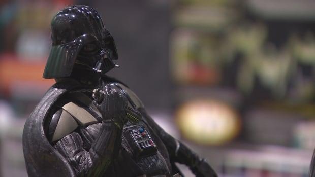 Irrelevant Show - Darth Vader